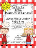 Second Grade Math Center Activities and Games-OA3- Odd Even, NBT 2,4- Skip Count
