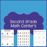 Second Grade Math Centers