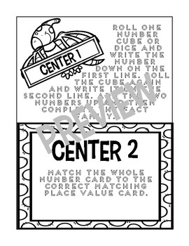 Second Grade Math Centers- Growing Bundle 20 Math Centers