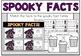 Second Grade Halloween Math Centers October