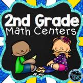 Second Grade Math Centers | Second Grade Math Stations