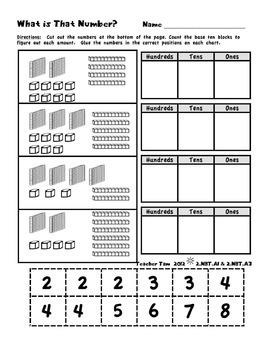 Second Grade Math Worksheets | Math Worksheets 2nd Grade ...