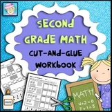 Second Grade Math Review Worksheets with Boom Cards