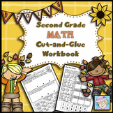 Second Grade Math Worksheets Fall Math Worksheets with Place Value