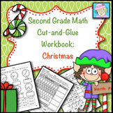 Christmas Math Worksheets 2nd Grade | Christmas Math Activities 2nd Grade