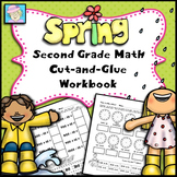 Second Grade Math Review Worksheets Spring
