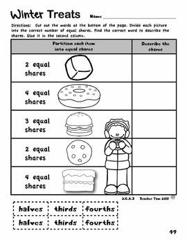 Math - 2nd Grade, Common Core Printables - Printable ...