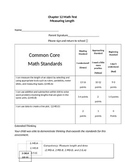 Second Grade Math Connects Ch. 12 Common Core Assessment a