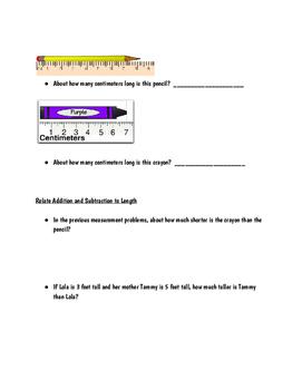 Second Grade Math Cumulative Test