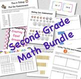 Second Grade Math GROWING BUNDLE!