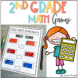 Second Grade Math Games