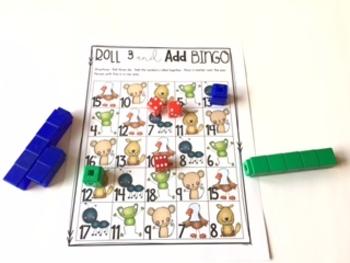 Second Grade Math Games