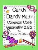 Second Grade Math-Geometry 2.2-Common Core Aligned