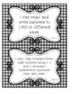 """Second Grade Math """"I Can"""" Statements Printable Wall Cards"""