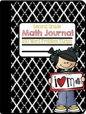Second Grade Math Journal: 100 Word Problem Strips