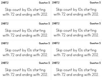 Second Grade Math Journal Prompts
