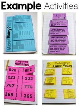 Second Grade Math Journal Volume 2