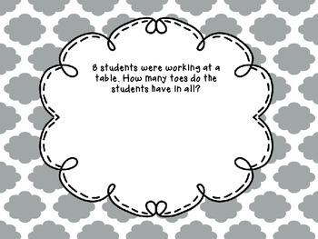 Second Grade Math Module 3 Review Questions
