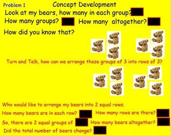 2nd Grade Engage NY & Eureka Math Module 6, Lessons 4-6