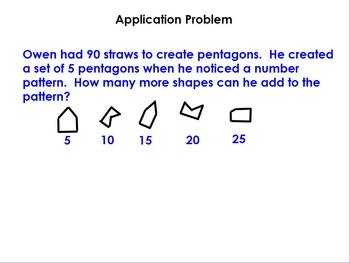 2nd Grade Engage NY & Eureka Math Module 8 Lesson 5