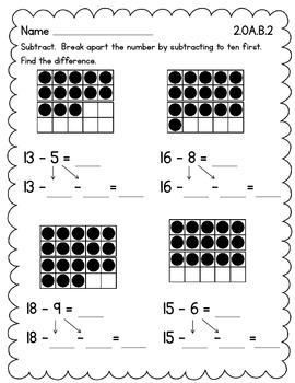 Second Grade Math {Operations & Algebraic Thinking}