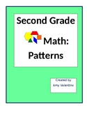 Second Grade Math: Patterns