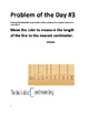 Second Grade Math Problem of the Day ENTIRE YEAR }