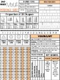 Second Grade Math Reference Sheet