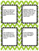 Second Grade Math Review Challenge Level Task Cards