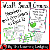 Second Grade Math Small Groups- Number & Operations in Base Ten