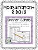 Second Grade Math Spinner Games
