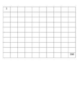 Second Grade Math Spiral Homework - Entire Year!