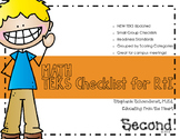 Second Grade Math TEKS Checklist