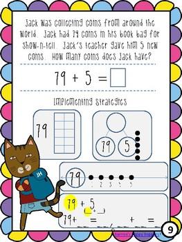 Critical Thinking - Second Grade Math Thinker #1