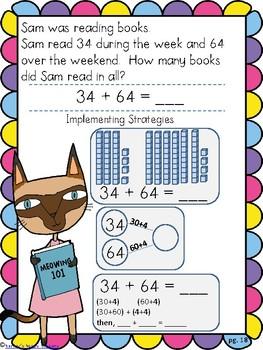 Critical Thinking - Second Grade Math Thinker #2