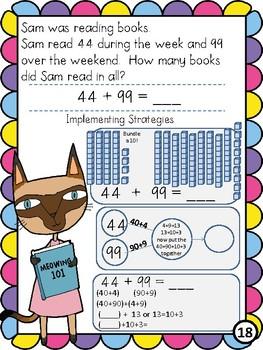 Critical Thinking - Second Grade Math Thinker #4