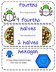 Second-Grade Math Vocabulary {My Math Series - Unit 12}{CC