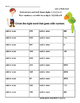 Second Grade Math Worksheets -5 Common Core State Standards-Pirate Theme