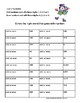 Second Grade Math Worksheets -5 Common Core State Standards-Snowmen Theme