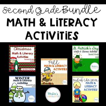 Second Grade Math and Literacy