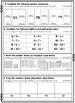 Second Grade Maths Assessment
