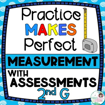 Second Grade Measurement Activities and Assessments