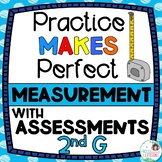 Measurement Activities and Assessments - 2nd Grade