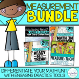 Second Grade Measurement Math Unit Bundle