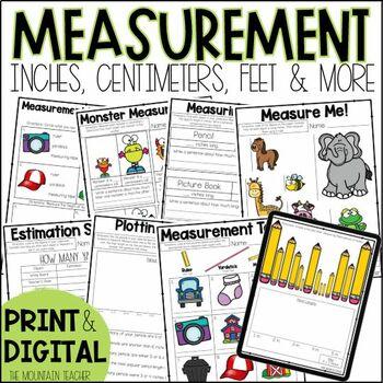 Second Grade Measurement Unit