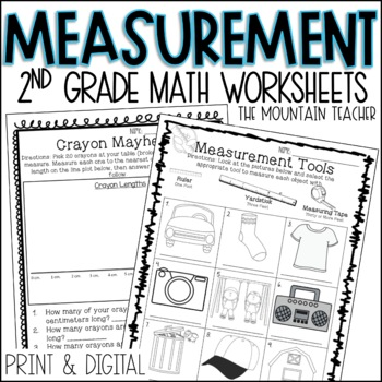 Second Grade Measurement Unit