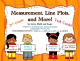 Second Grade Measurement and Line Plots 2.MD.A.1; 2.MD.A.2; 2.MD.A.3; 2.MD.D.9