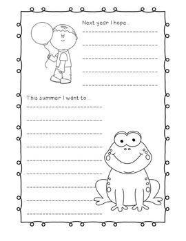 Second Grade Memories