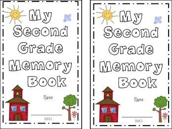 photograph regarding Printable Books for 2nd Graders named 2nd Quality Memory E book Worksheets Training Elements TpT