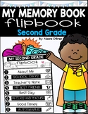 Second Grade Memory Book